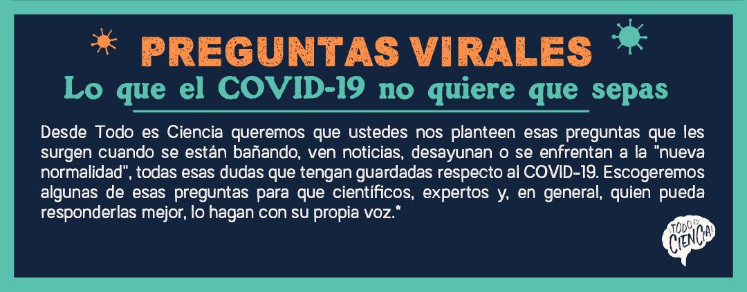 Preguntas Virales Covid-19