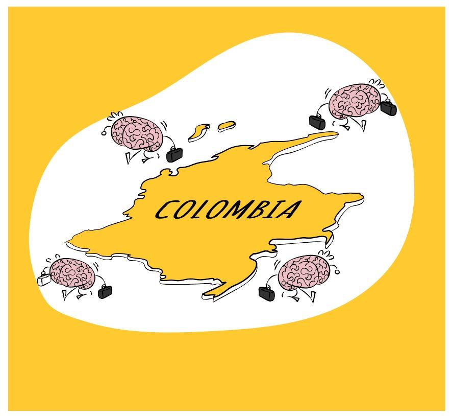 Ilustración Diásporas