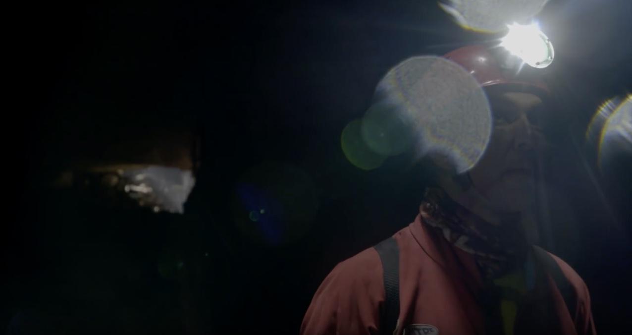 el peñón santander documental penon ciencia locura cueva cuevas
