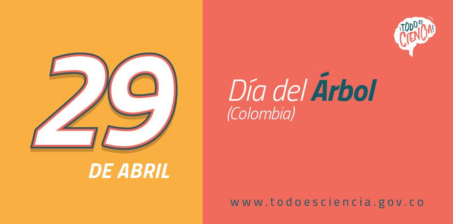 29 de Abril: Día del Árbol