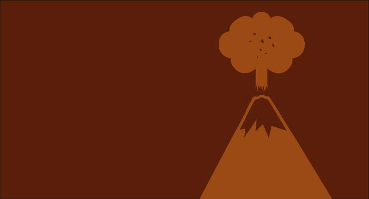 En colombia hay 32 volcanes