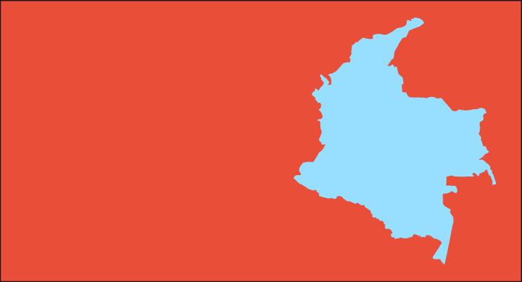 Colombia país megadiverso del mundo