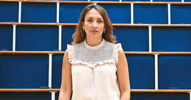 Alexandra Olaya Castro - Foto de semana.com