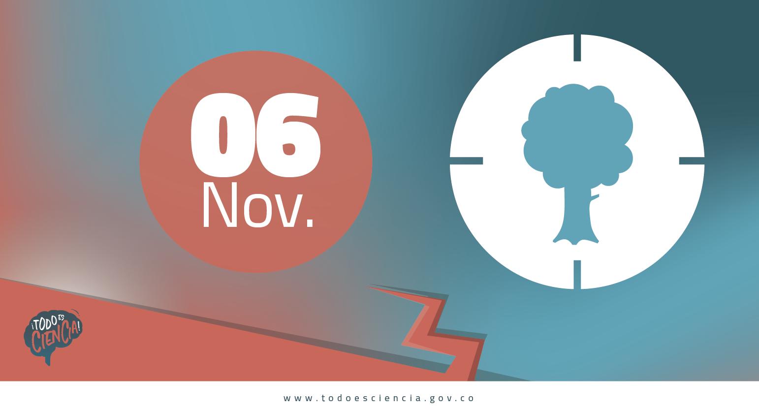 Efemérides: 06 de noviembre Prevención de la Explotación del Medio Ambiente en la Guerra