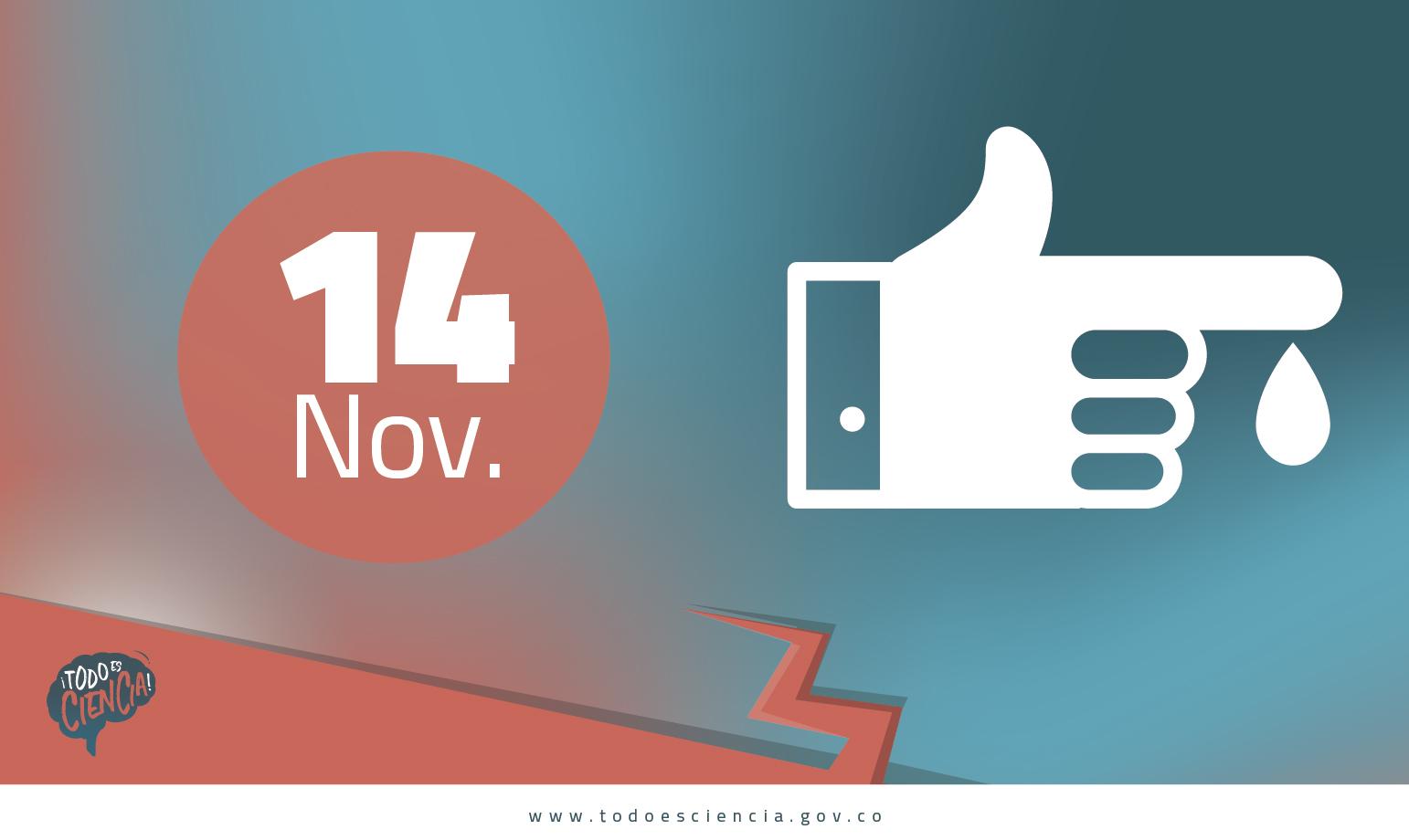 Efemérides 14 de Noviembre: Día Mundial de la Diabetes
