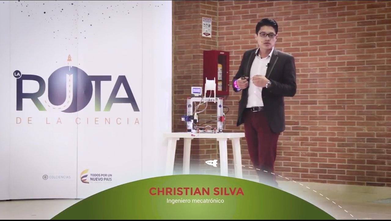 Ruta de la Ciencia con Christian Silva