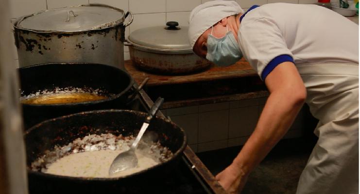 Ciencia en la cocina, imagen con cubiertos
