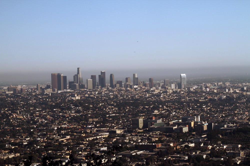 contaminacion diesel california los angeles