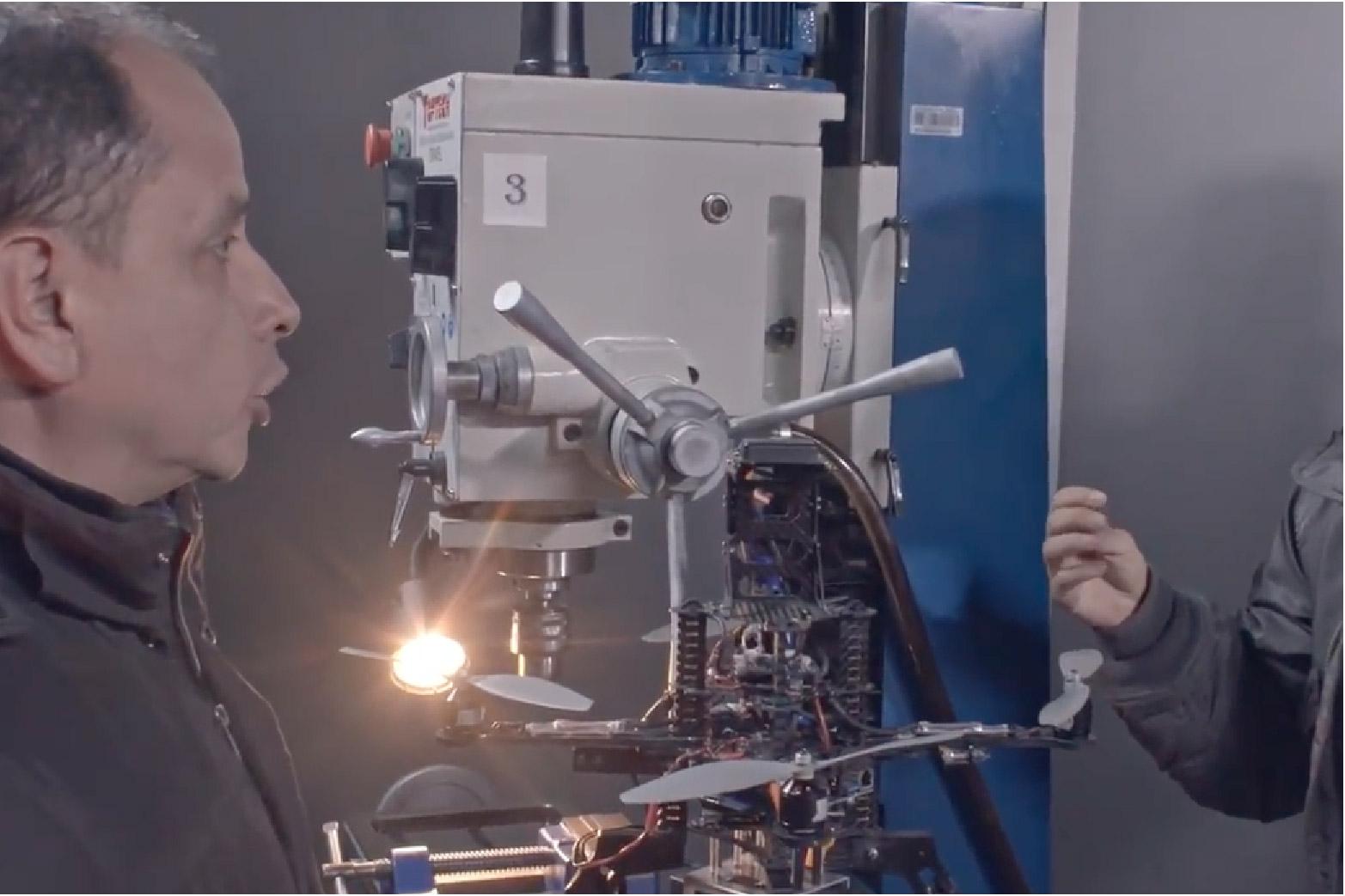 robotica en colombia