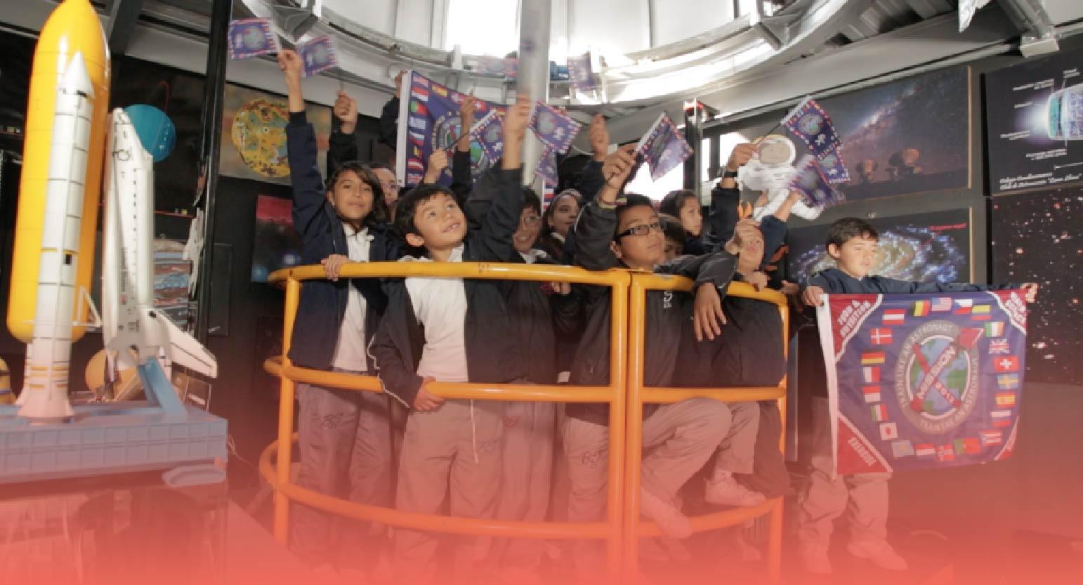 Curso Astronomía para niños