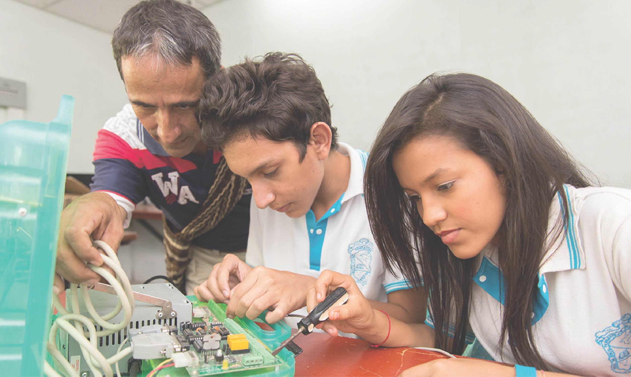 Colombia camino a la innovación
