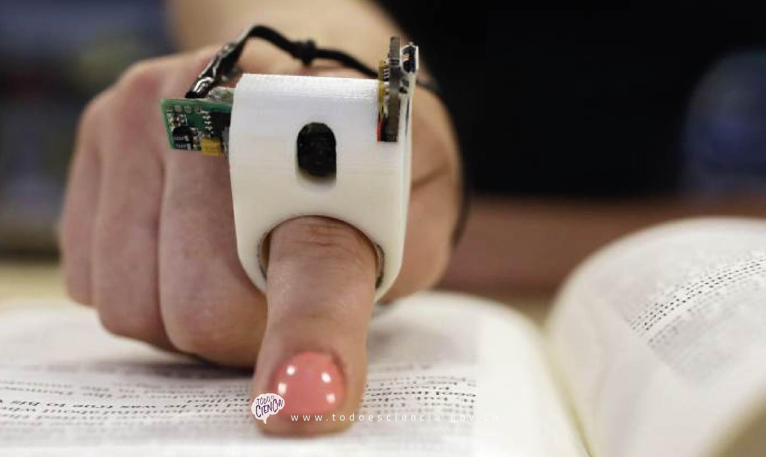 Tecnologia para todos: grandes aportes para personas con discapacidad visual