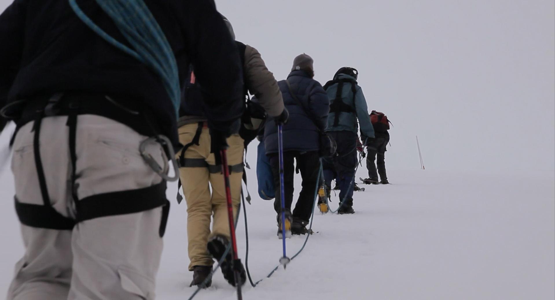 Misión ciencia - Glaciares