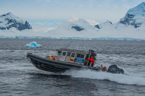 agenda antartica programa antartico colombia antartida ciencia