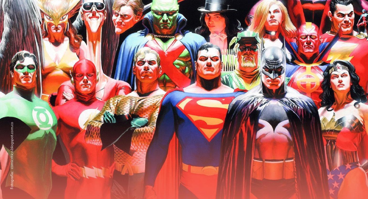 La ciencia detrás de los superhéroes