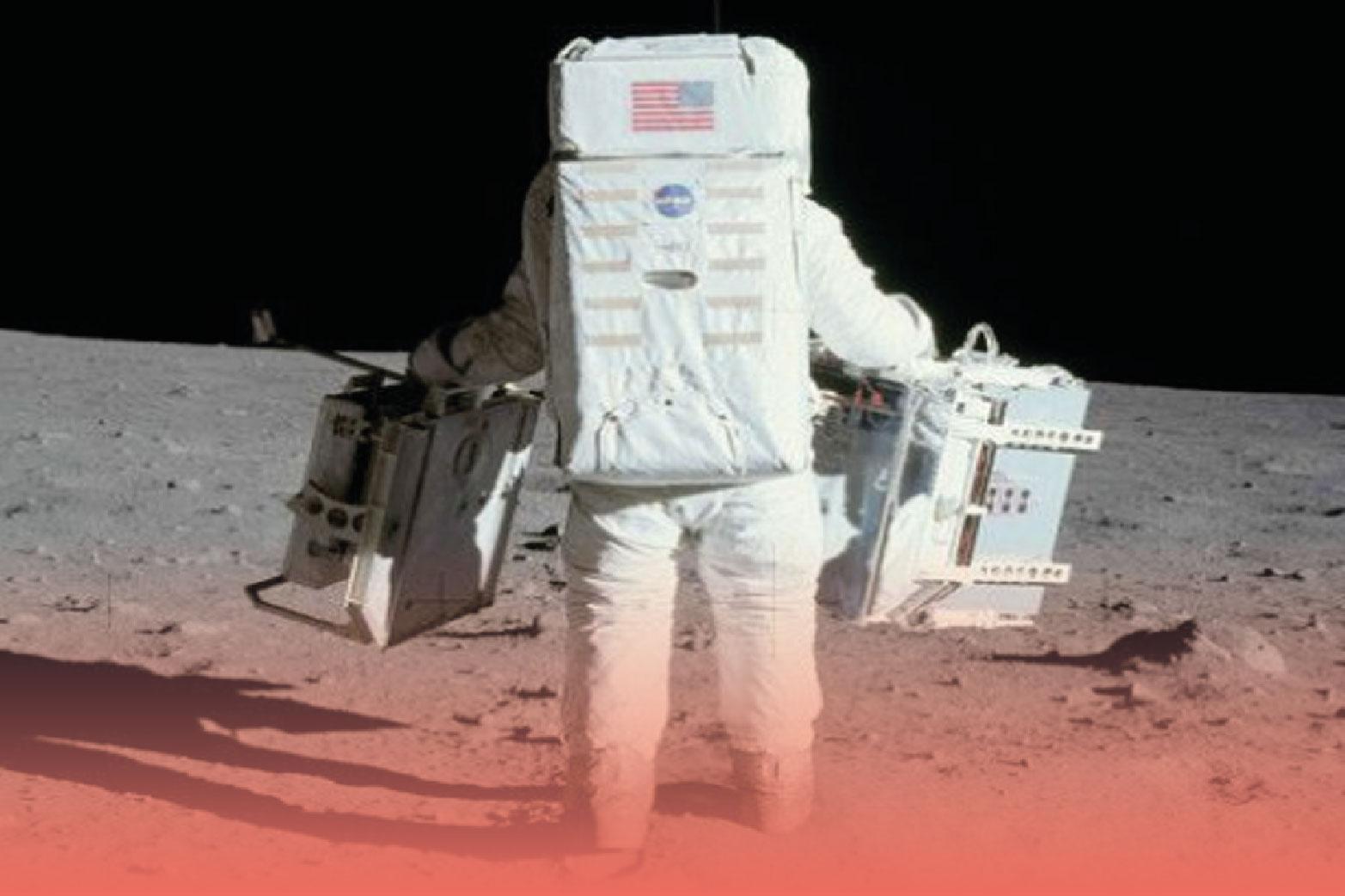 Turistas viajarán a la Luna en el 2018