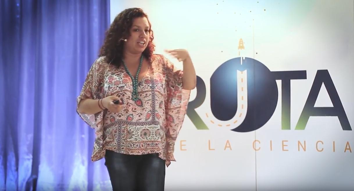 La Ruta de la Ciencia - Sandra Vilardy