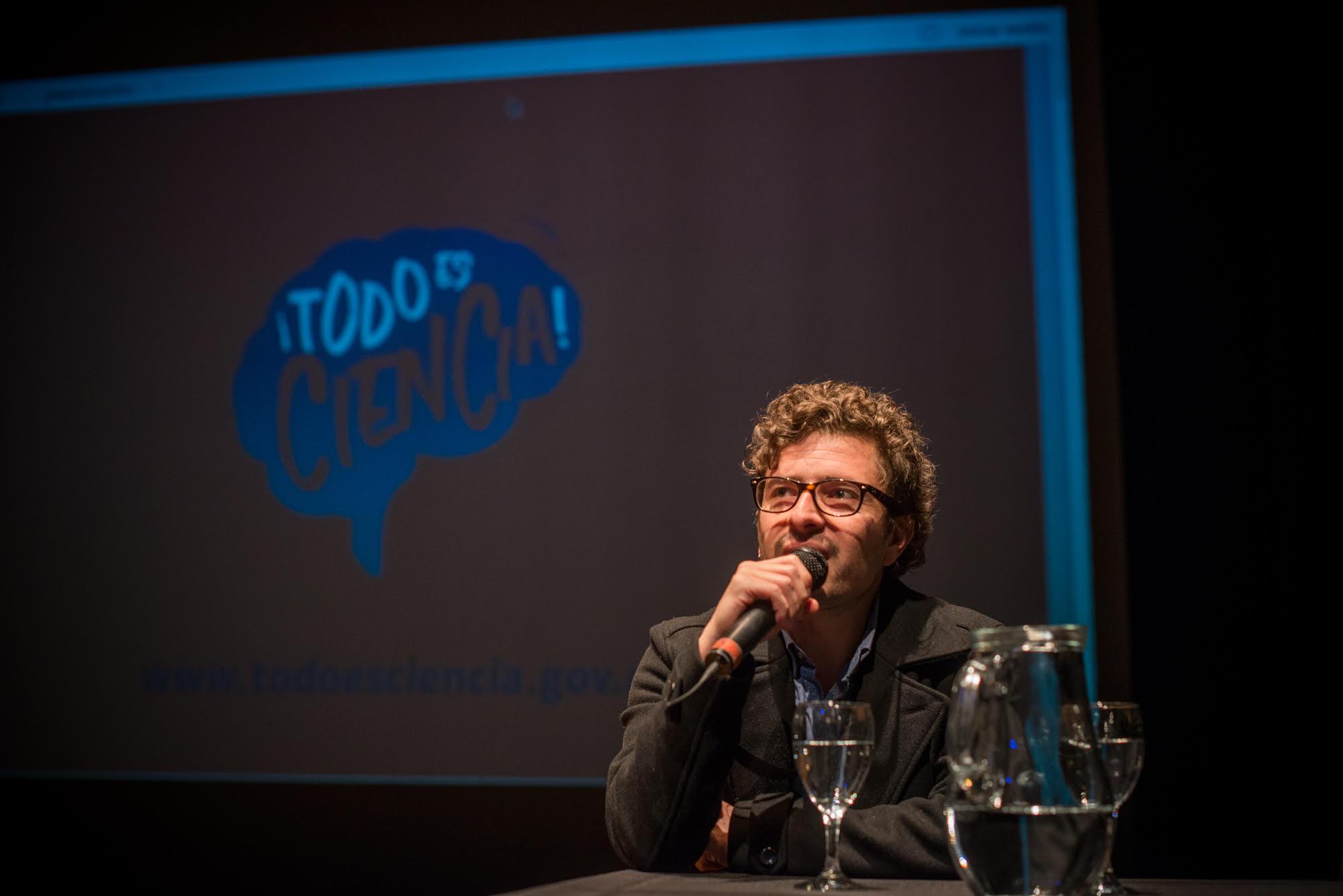Todo es Ciencia en Doc Montevideo - Uruguay 2017