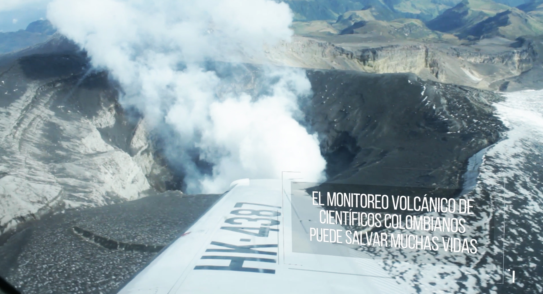 Misión ciencia - Volcanes