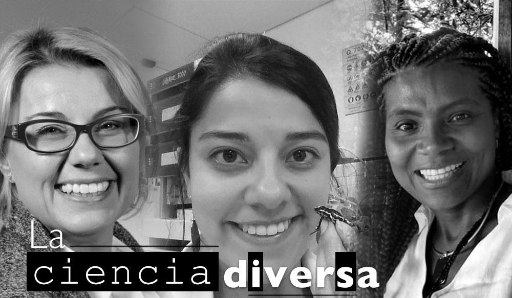 Tres científicas: Federica Di Palma, Mábel González y Mábel Torres nos cuentan de su ciencia