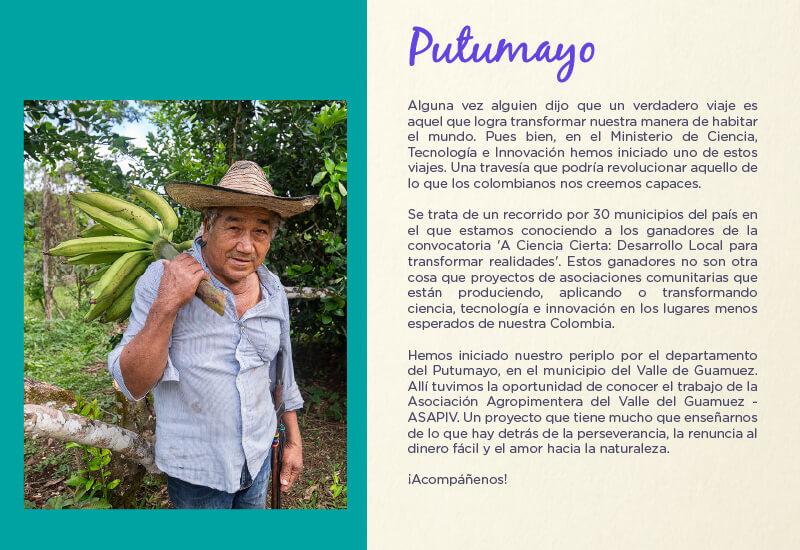 Departamento Putumayo