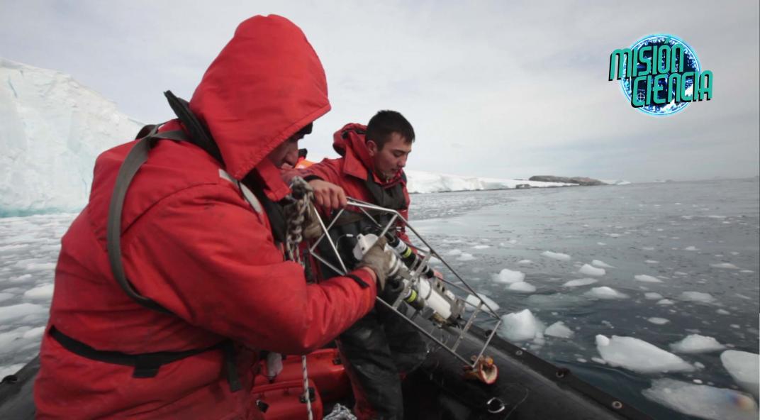 Misión Ciencia Antartica