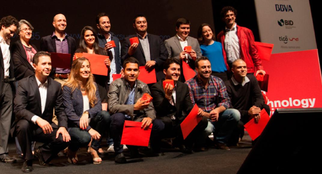 Innovators Under 35 Colombia 2016, reconocimiento que otorga MIT a los jóvenes científicos y emprendedores más destacados del país