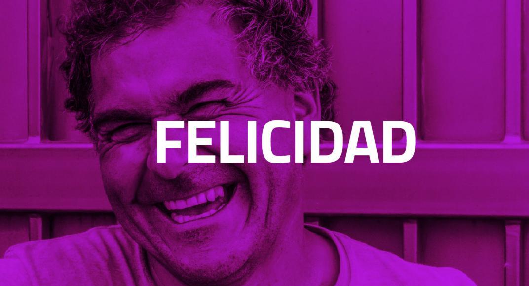 ¿Qué hace que seamos felices?  Fotografía:  www.pexels.com