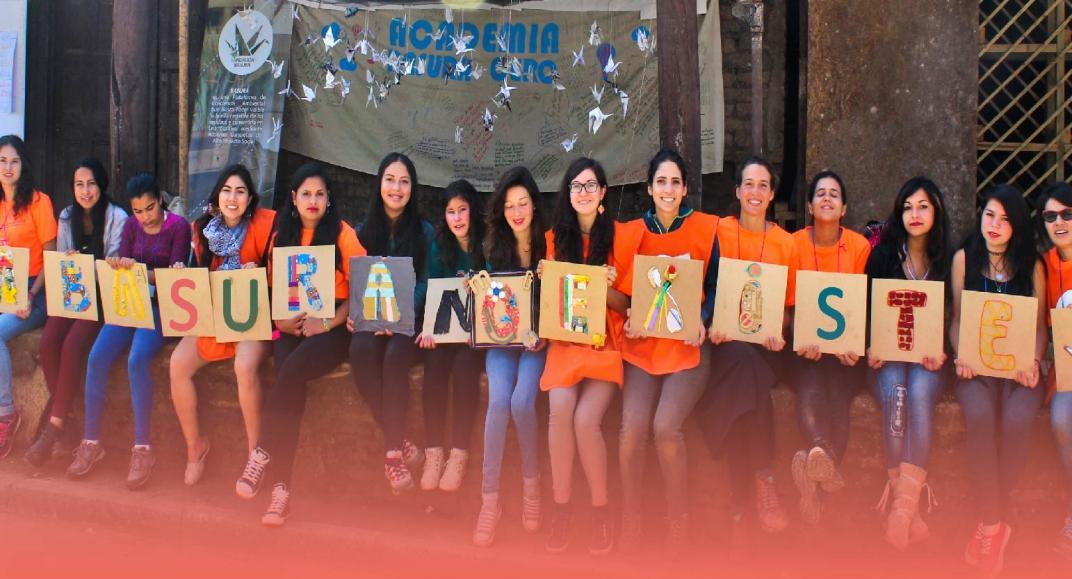 Fundación Basura Cero: re-inserción de la basura.