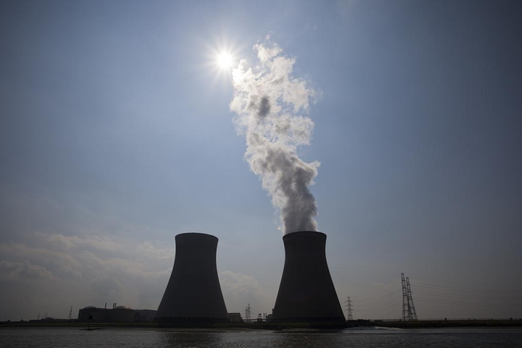 La energía nuclear contra las emisiones de carbono. Imagen de Pixabay